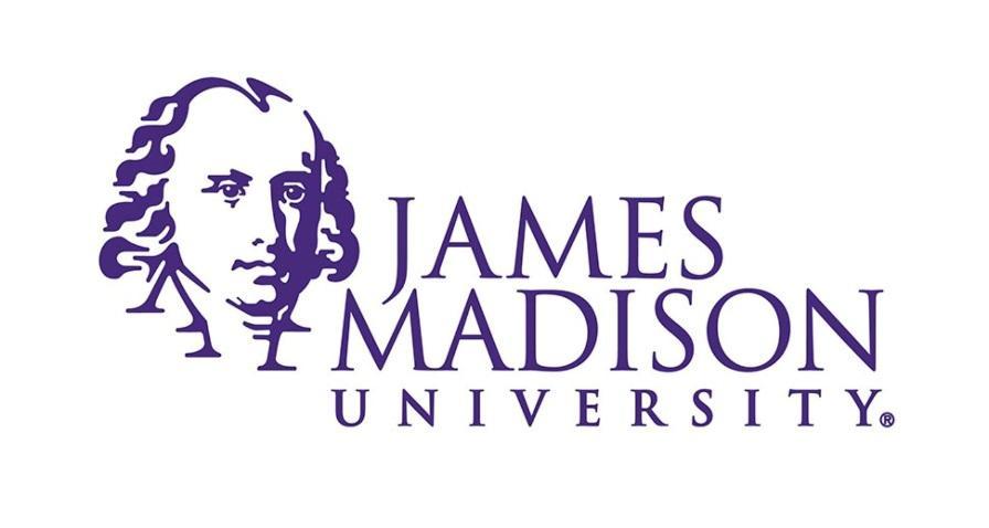Logo for James Madison University
