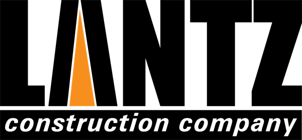 Logo for LANTZ construction company