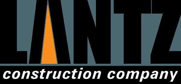 Logo for LANTZ construction company